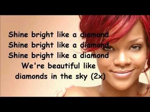Rihanna Diamonds Muziek