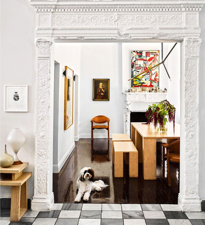 Romanek Design Studio Disc Interiors