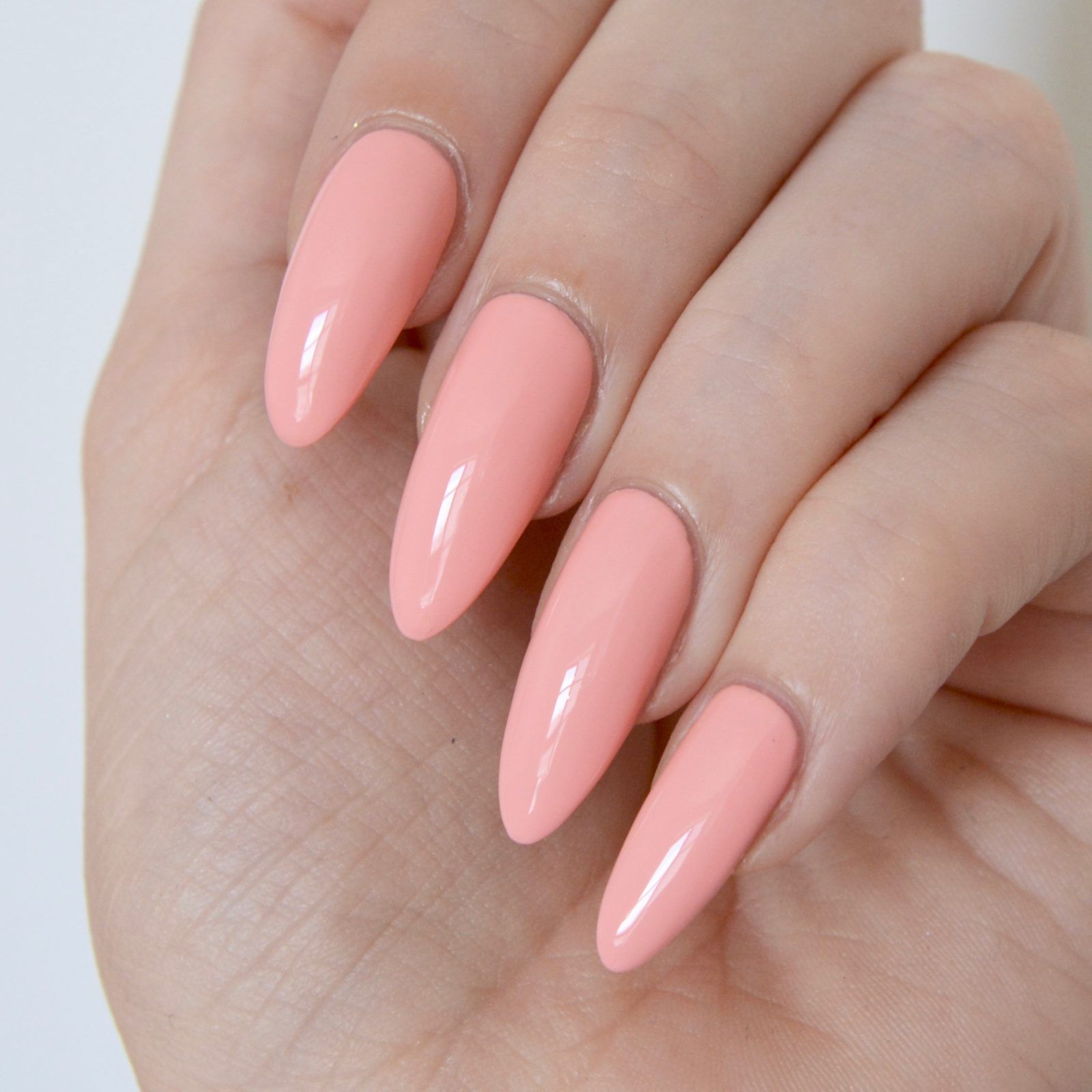 Pastel Orange Nail Polish Essie: Essie Spring 2017 Collection Review
