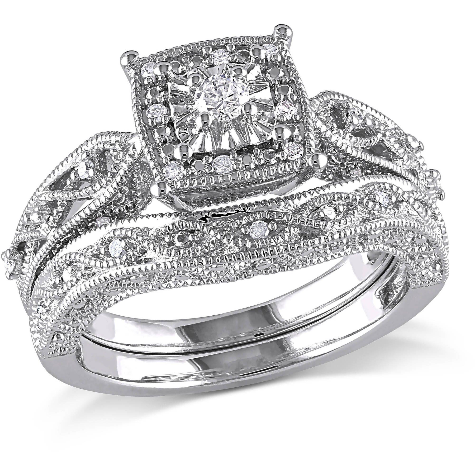 42++ Sterling silver wedding rings walmart info