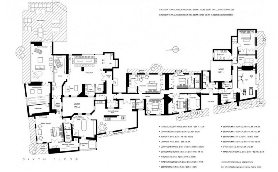 Home floor plans over 10000 square feet for 10000 square foot home plans