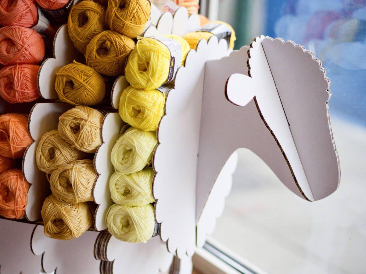 Wolle kaufen in Hannover a mano Wolle und Feines Yarn