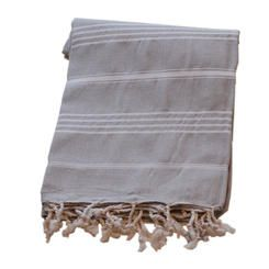 Hamam handduk  Light grey