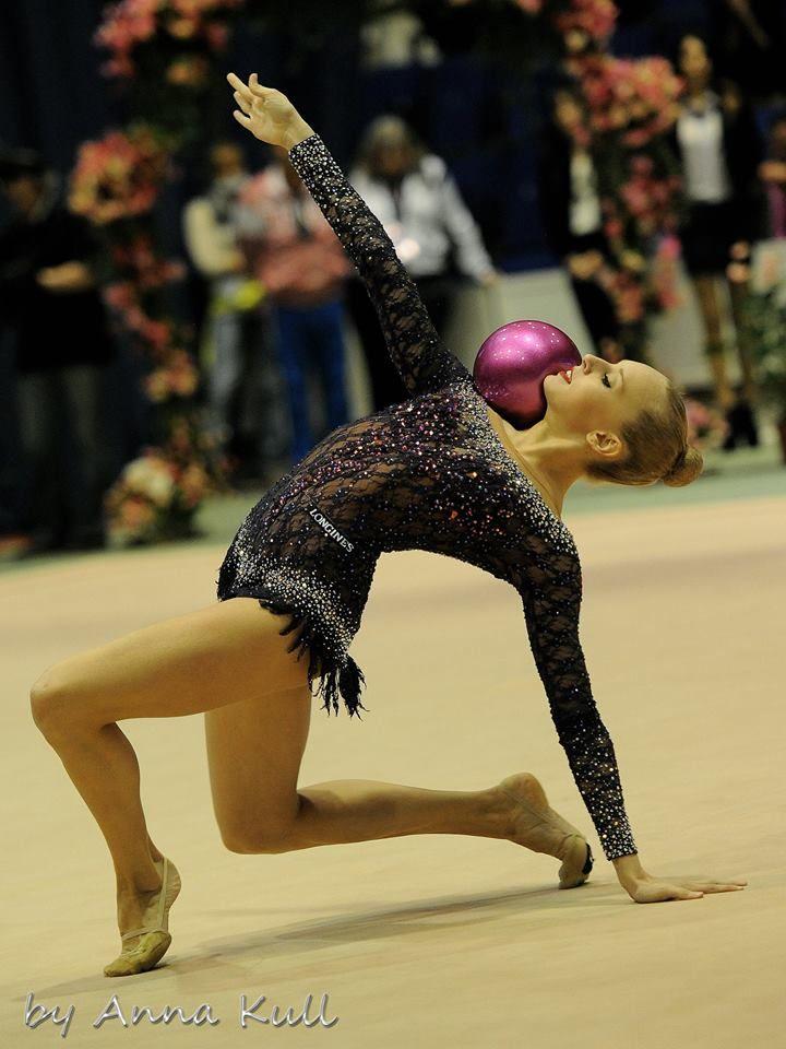 Yana Kudryavtseva (Russia), European Championships 2015