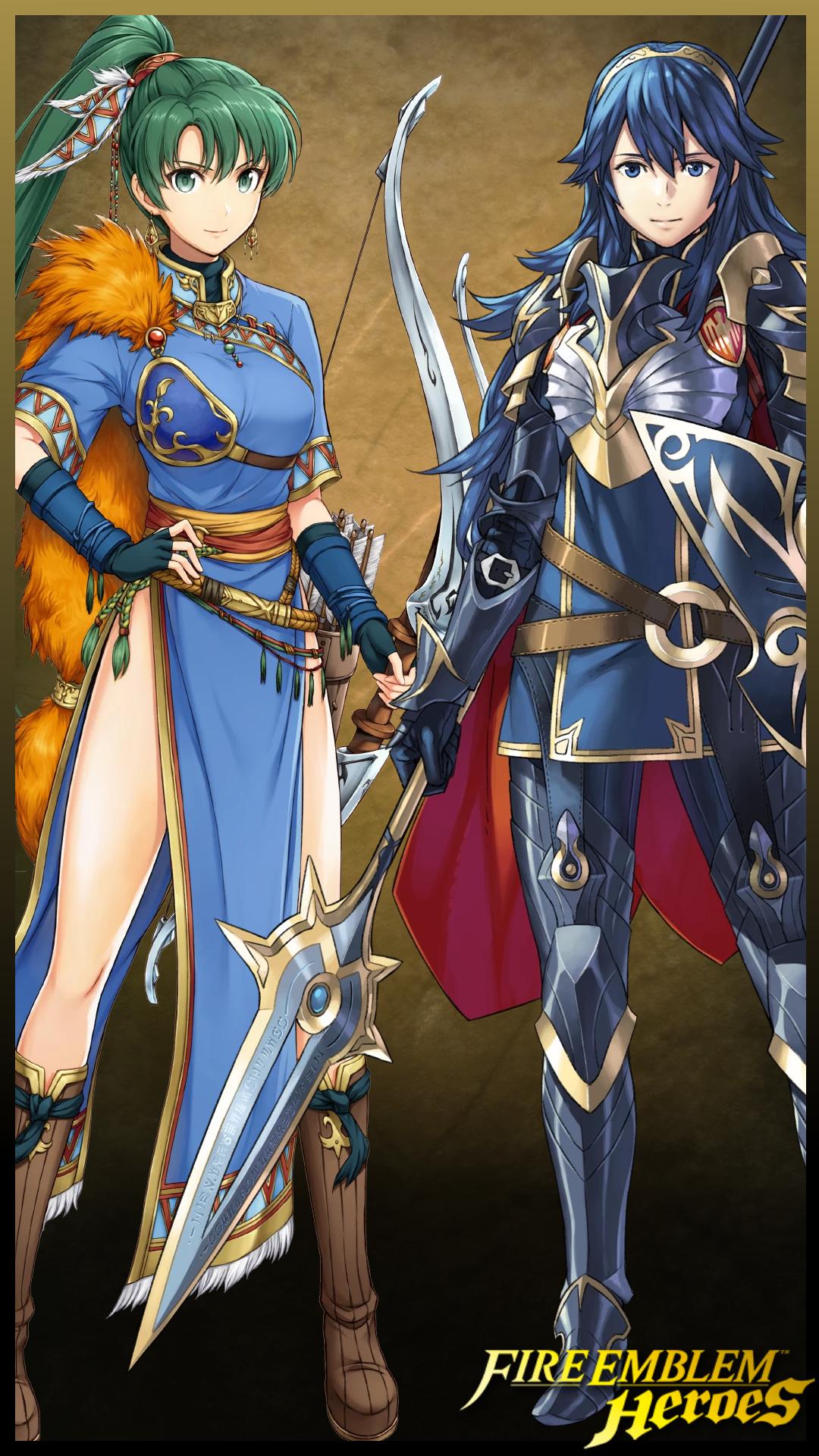 Cyl Wallpapers Fire Emblem Lyn Fire Emblem Characters Fire