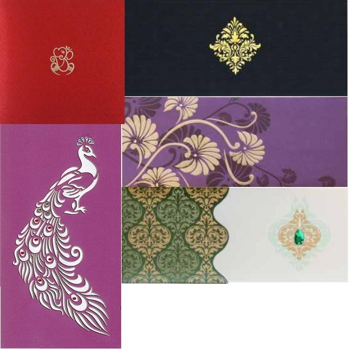 Marriage Invitation Card Designs Indian | Wedding Cards | Pinterest ...