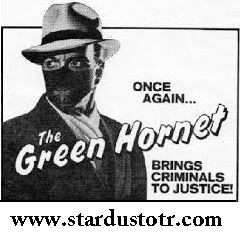 The Green Hornet OTR from www stardustotr com : Free