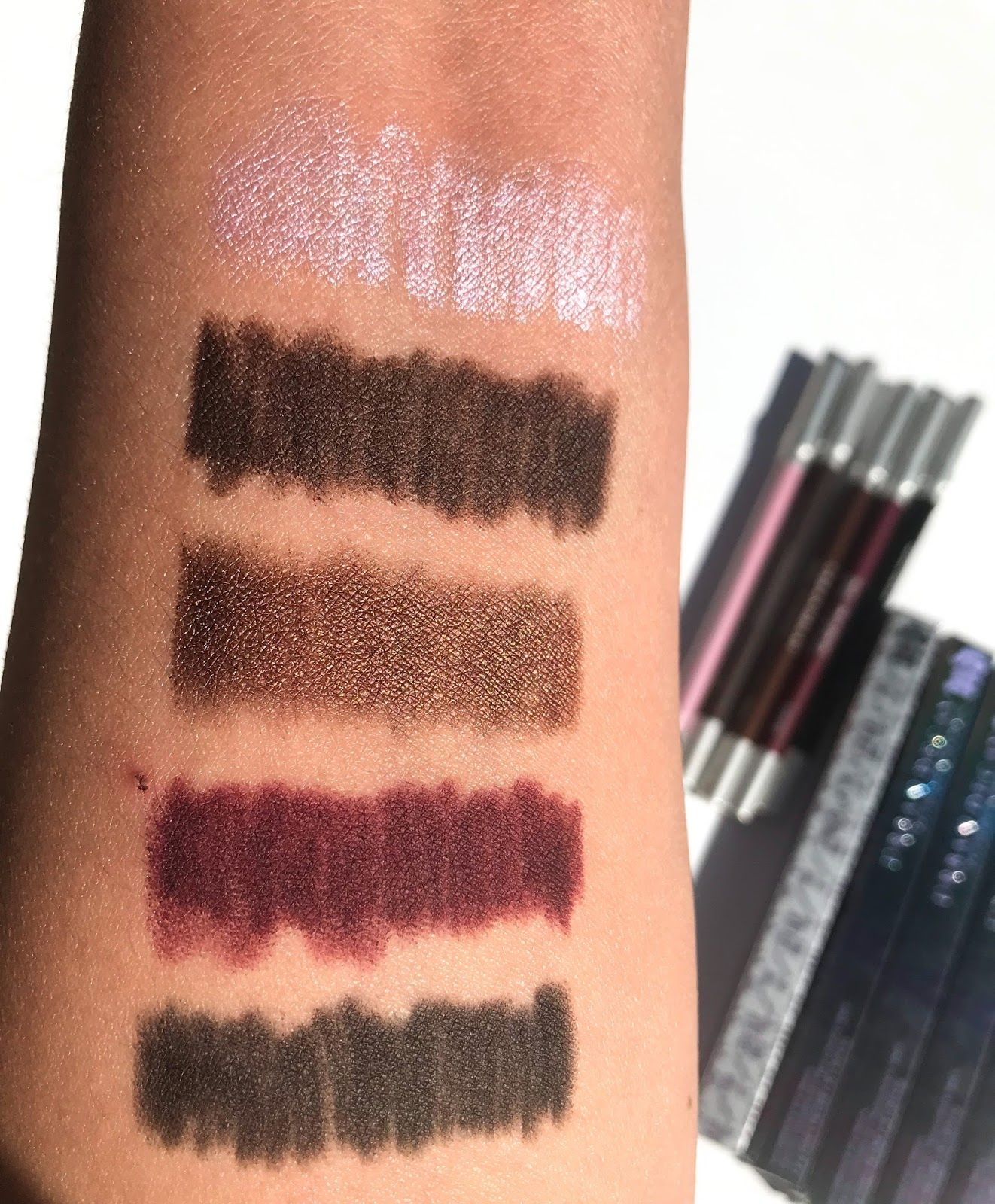 Urban Decay 24 7 Glide On Eye Pencils With Images Eye Pencil