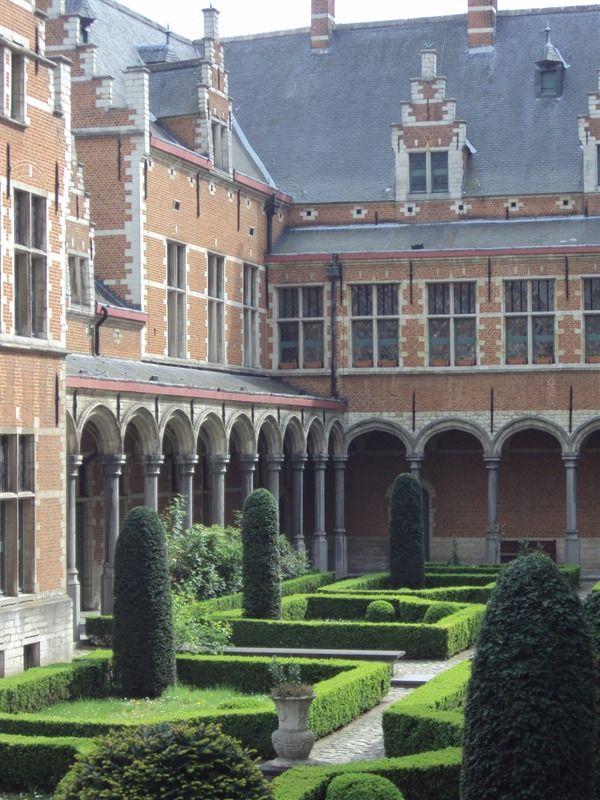 Het Gerechtshof - Mechelen