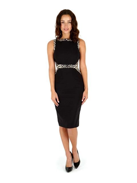8d77bdd1fbf18 **SALE!** This fabulous fitted black dress from The Pretty Dress Company