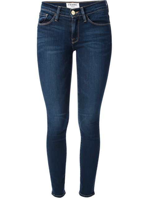Shop Frame Denim 'Le Skinny de Jeanne' jeans in Cuccuini from the world's best independent boutiques at farfetch.com. Over 1500 brands from 300 boutiques in one website.