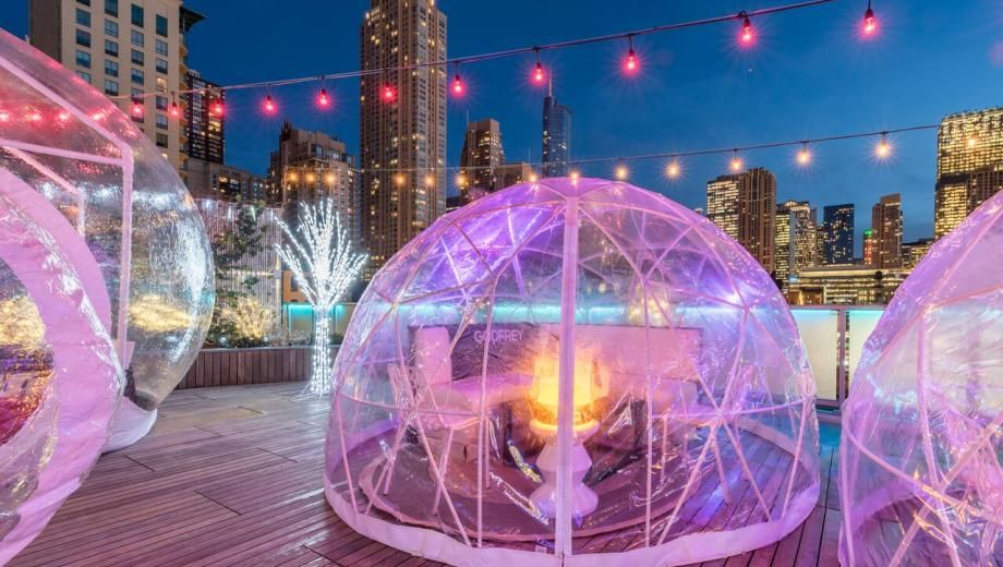 5 rooftop bars that are heating up Chicago this winter ...