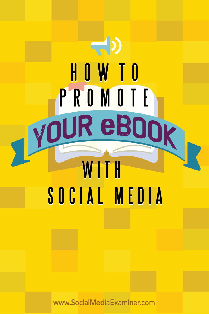 Do you have an eBook that needs exposure? In this article, you'll discover six ways to promote your ebook on social media.