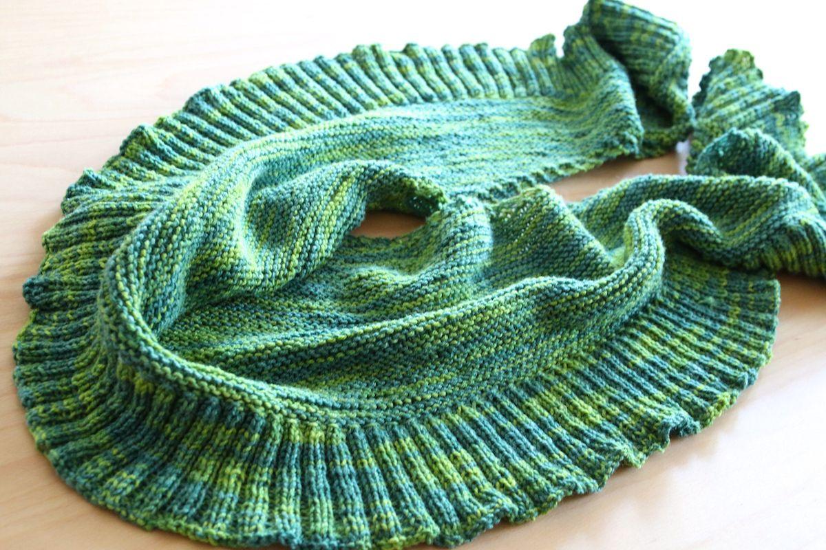 Halbrundes Tuch Stricken 5 Tücher Knitting Crochet Und Knit Crochet