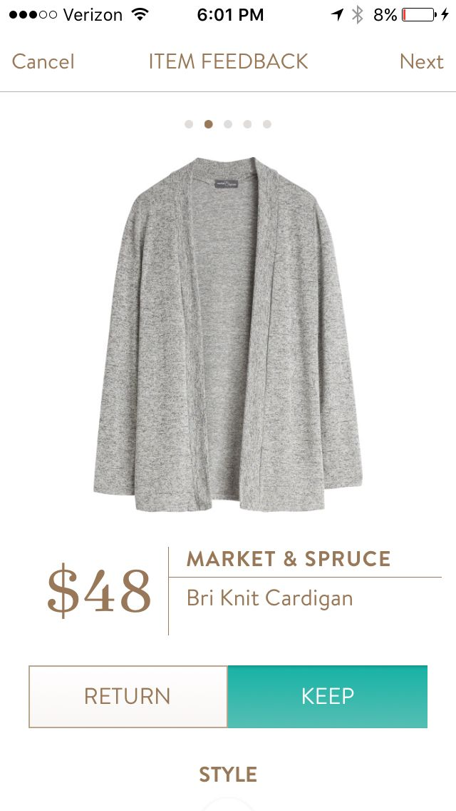 This Cardigan From Stitchfix Is So Soft Not To Mention