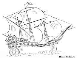 Картинки по запросу рисовать корабль | Рисунок корабля ...