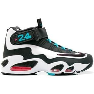sale retailer 48ef6 614d0 httpwww.asneakers4u.com 354912 100 Nike Air Griffey Max 1 South Beach  White Black Anthracite urquoise Blue D02004
