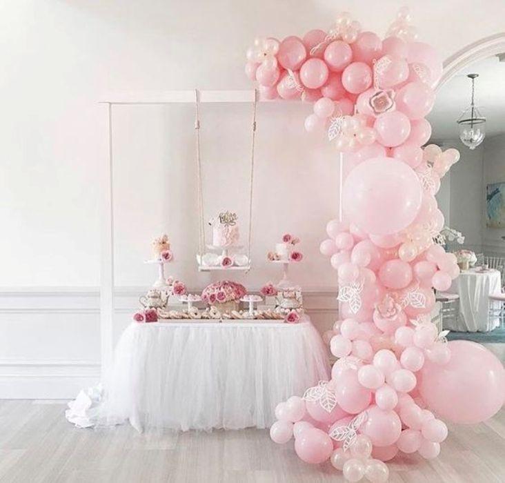 28 Balon Ulang Tahun Dekorasi Pesta Ulang Tahun Yang Menarik