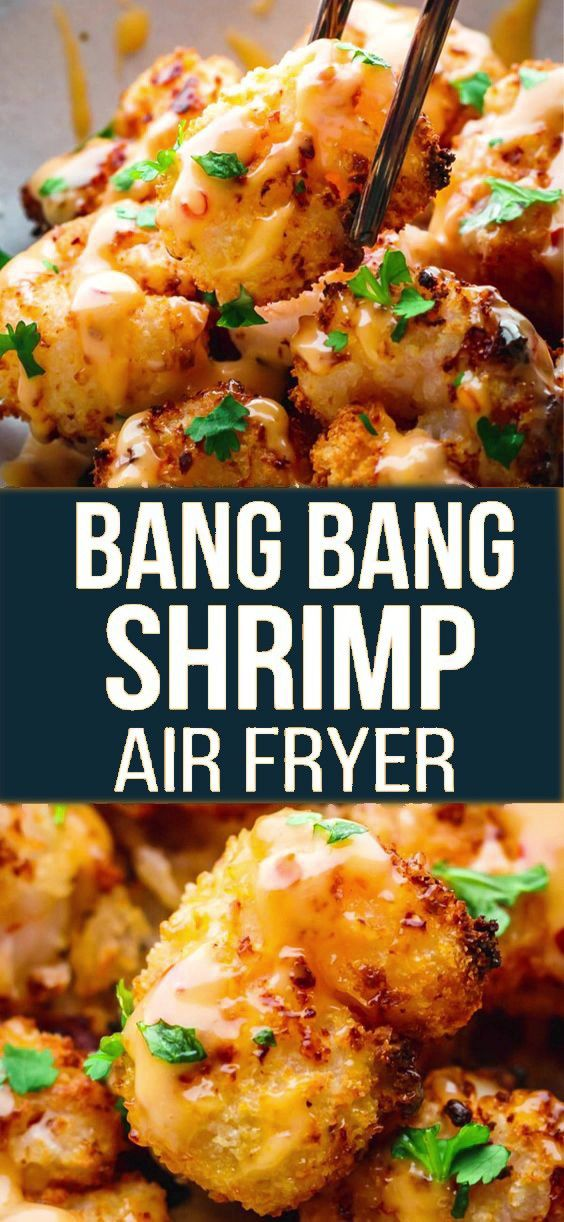 20-Minute Bang Bang Shrimp Air Fryer Recipe