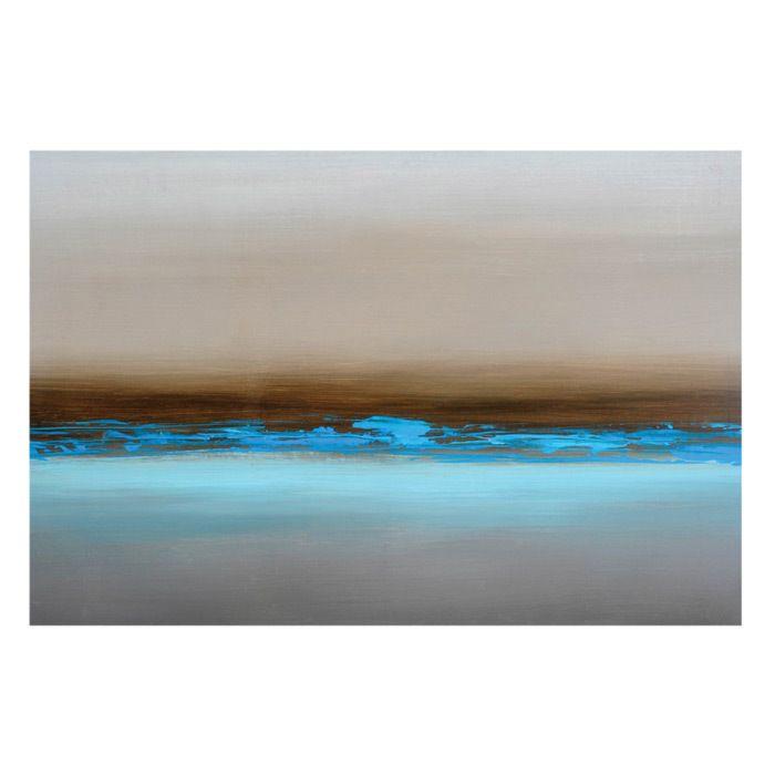 """Blue Mist Wall Art $259.95  40""""H x 40""""W x 2""""D"""
