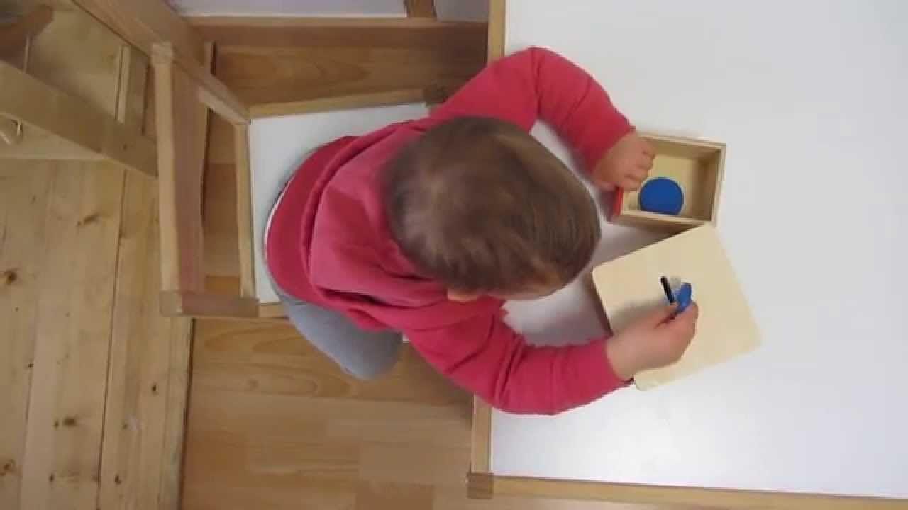 Espacio Montessori Granada ciclo 0-3