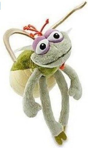 Disney Store Princess And The Frog Mr Ray Firefly Plush Doll