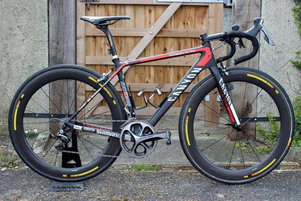 Luca Paolini's Canyon Ultimate CF SLX, Paris-Roubaix - 2014