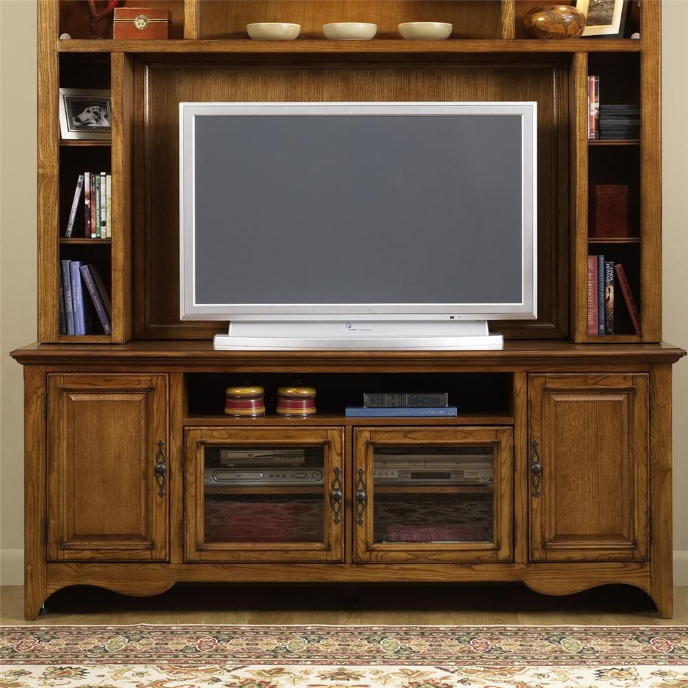 New Generation Entertainment TV Stand by Liberty Furniture