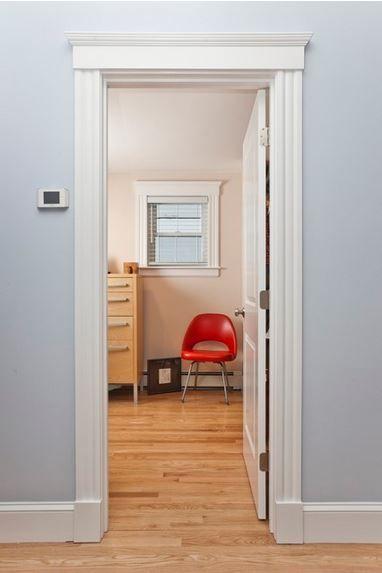 Fancy But Easy Diy Door Trim Design Plus Seven Design Variations