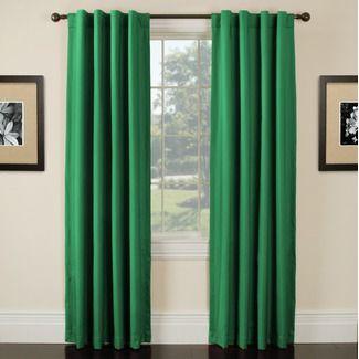 Blinds Shades Wayfair Green Curtains Cool Curtains Home