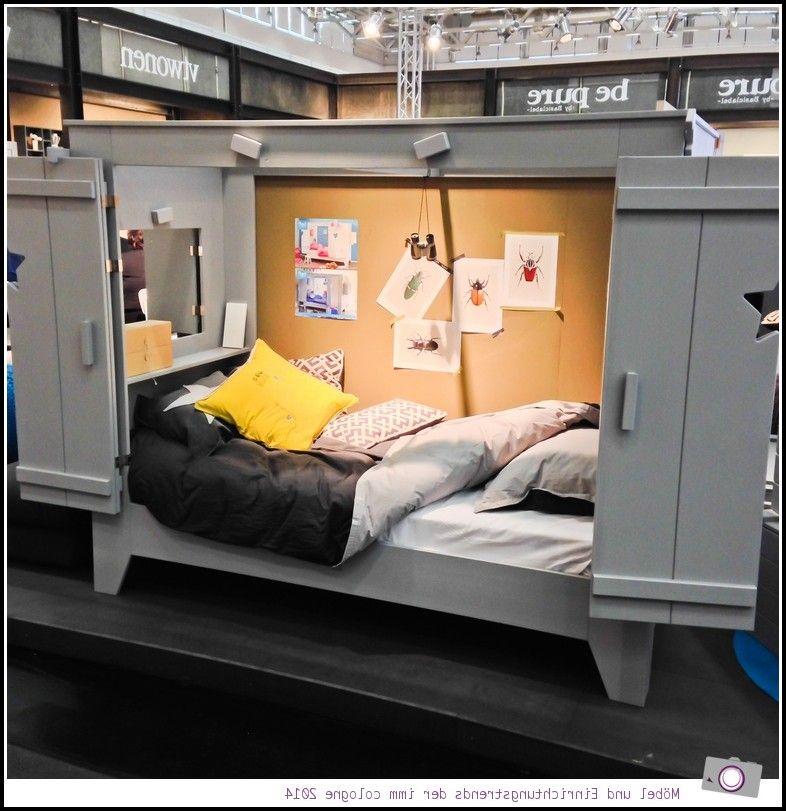 Bett Schrank bett im schrank ikea einrichten und wohnen room