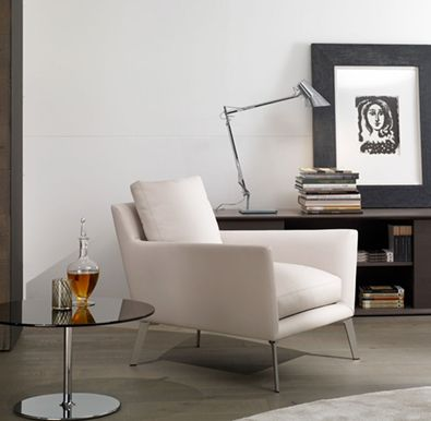 Casadesus Ava Armchair Modern Furniture Vancouver Furniture