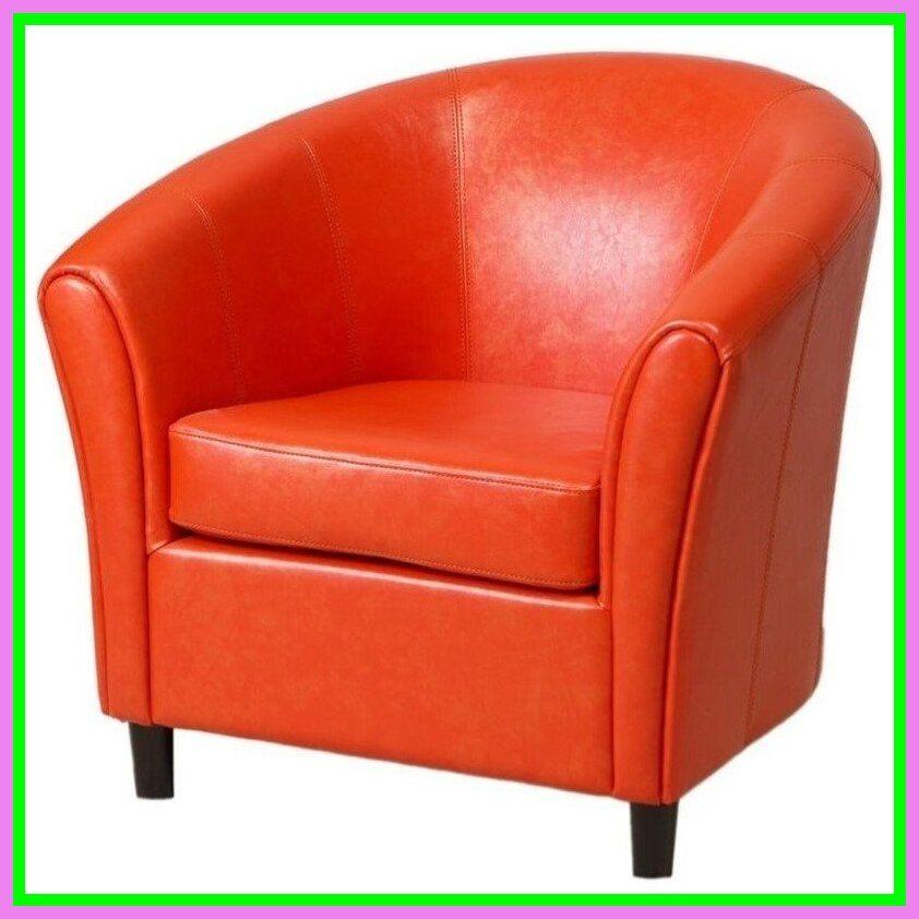 53 reference of swivel barrel chair orange en 2020