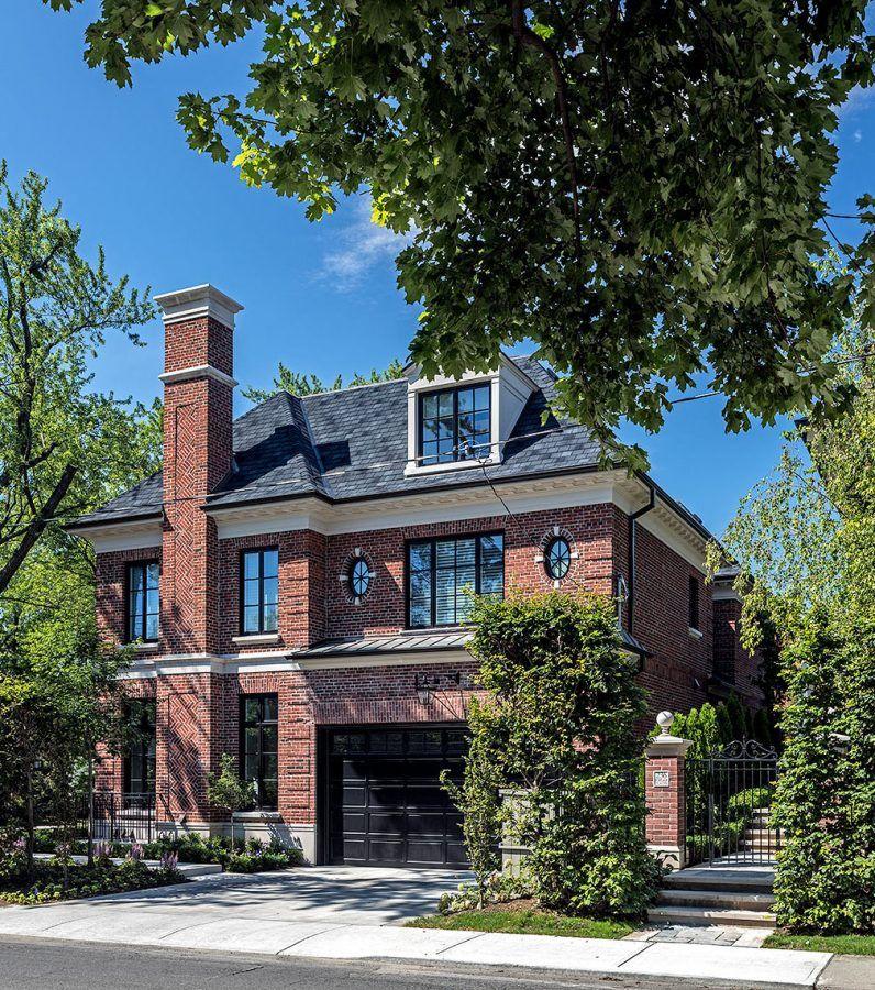 Custom Home Designs Toronto: 204 Balmoral Avenue, Toronto, ON