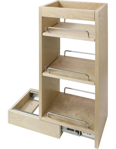 Wall Cabinet Pullout 8 X 10 1 2 X 24 Wpo8 Wall Cabinet New Kitchen Cabinets Pull Out Spice Rack