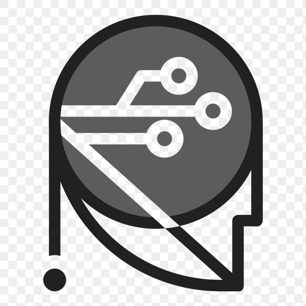 Download Premium Png Of Simple Robotic Badge Png Icon Design 2799490 Icon Design Png Icons Badge