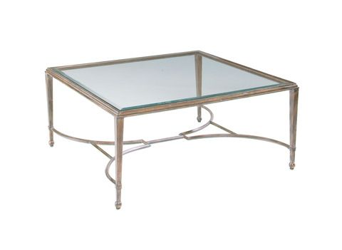 Artistica Metal Designs Sangiovese Square Cocktail Table 994