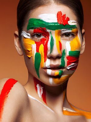 Photo of Makeup & Body Painting by Viktoria Stutz #Makeup #painting #stutz #viktoria