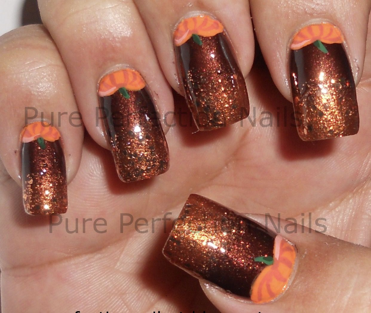 Pin by Kris Harrison-Mohart on Nail art designs | Pinterest | Fall ...