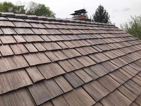 Best Asphalt Roof Shingle That Looks Like Cedar Google Search Cedar Shake Shingles Wood Shake 640 x 480