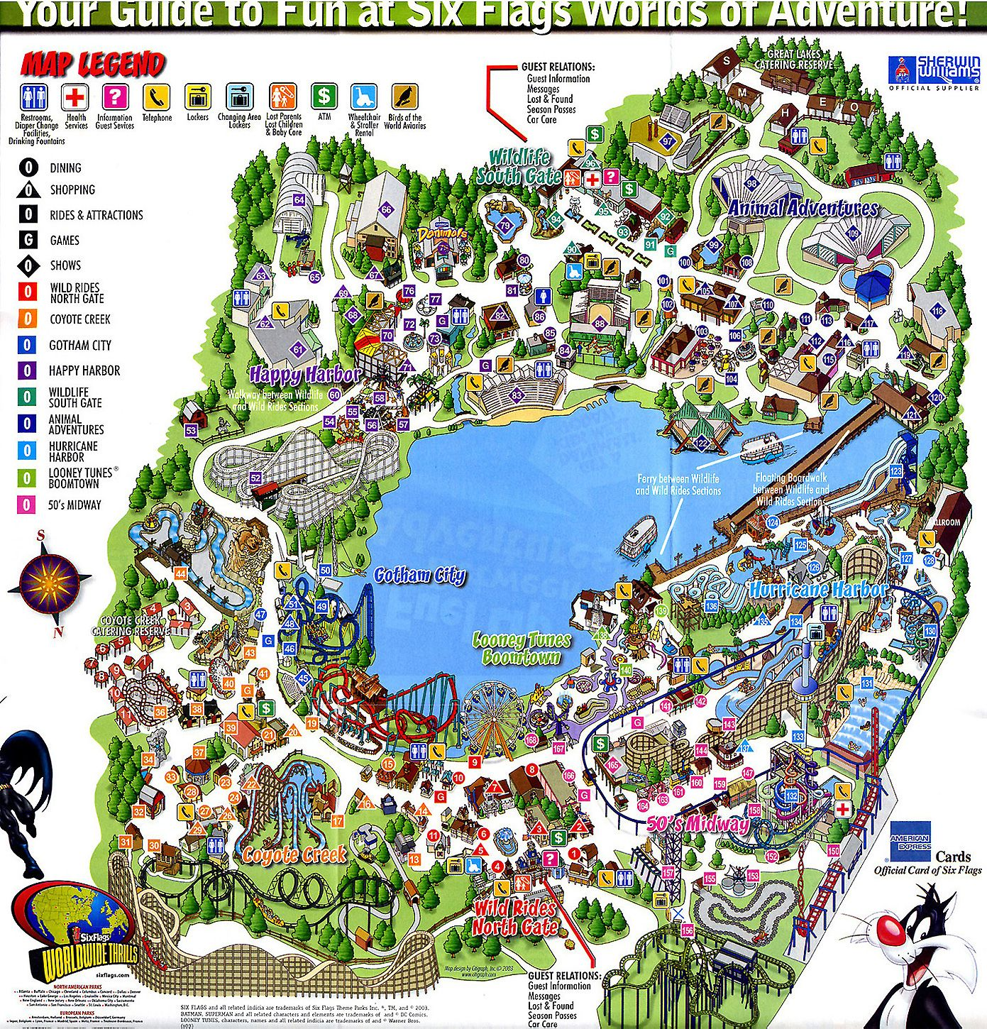 Geauga lake longer open but loved itfavorite coaster was abandoned gumiabroncs Choice Image
