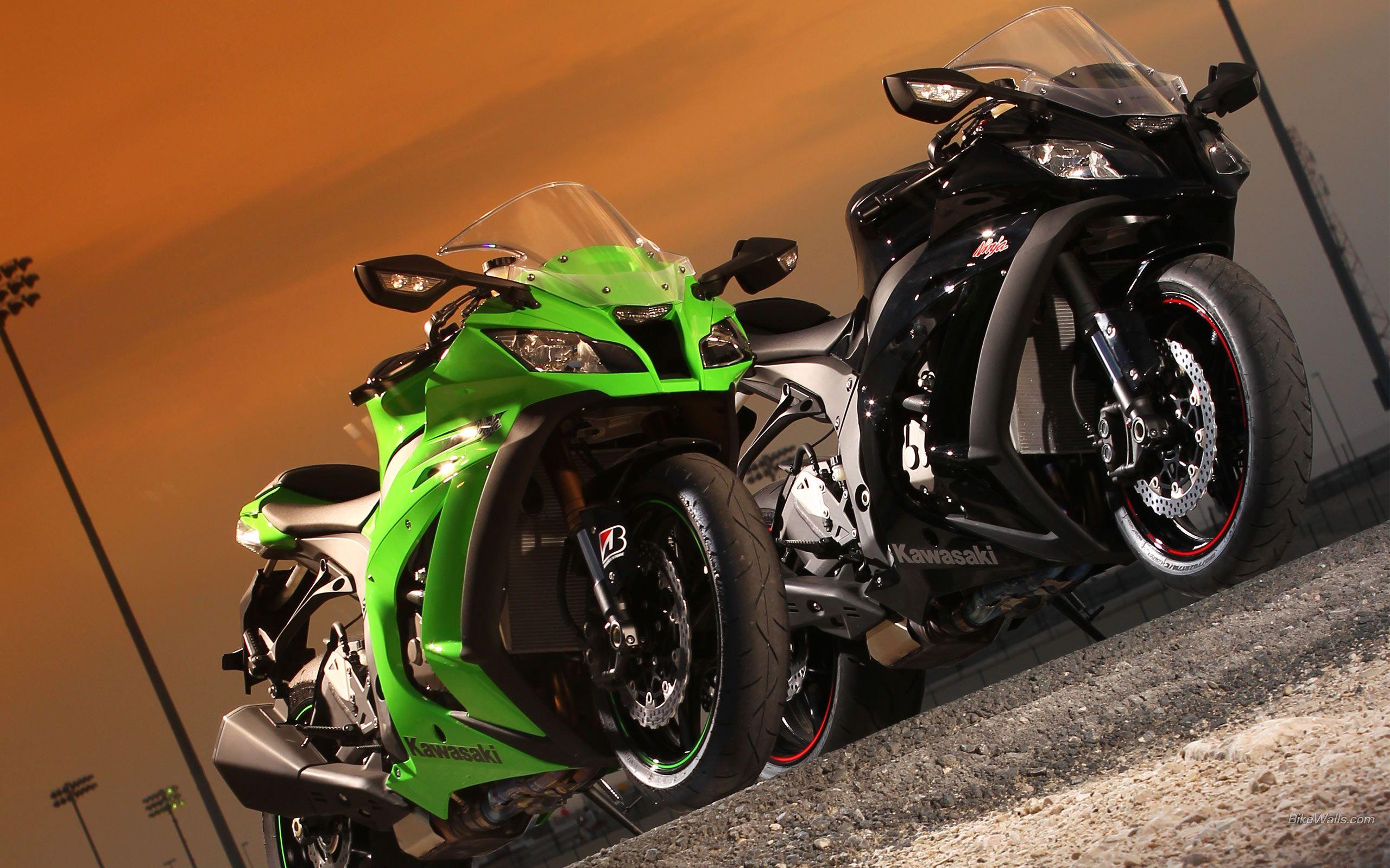 Kawasaki ninja zx10r hd wallpapers 7