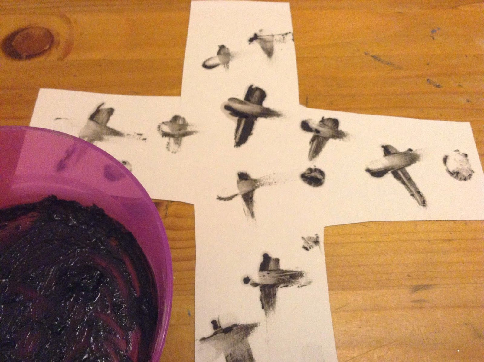 Flame Creative Children S Ministry Ash Wednesday Liturgy Prayers And Craft