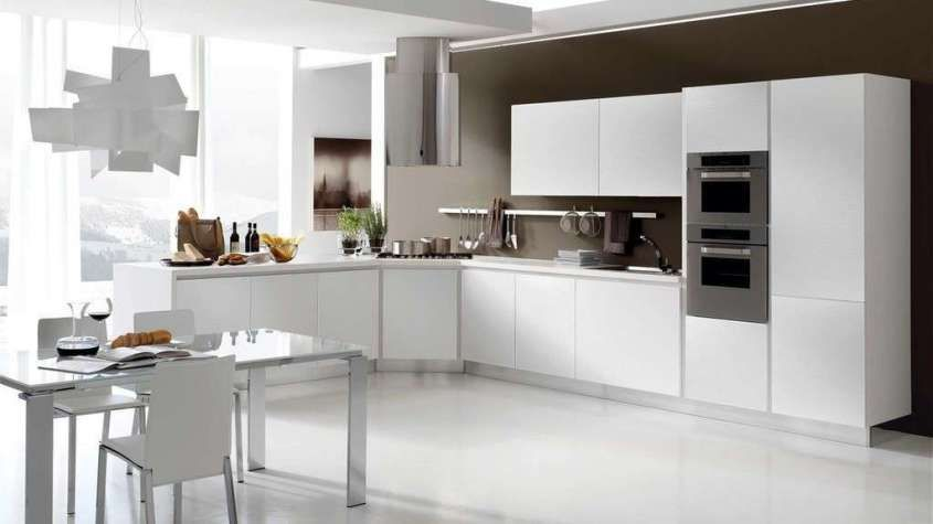 Stosa 2017 - Cucina bianca moderna