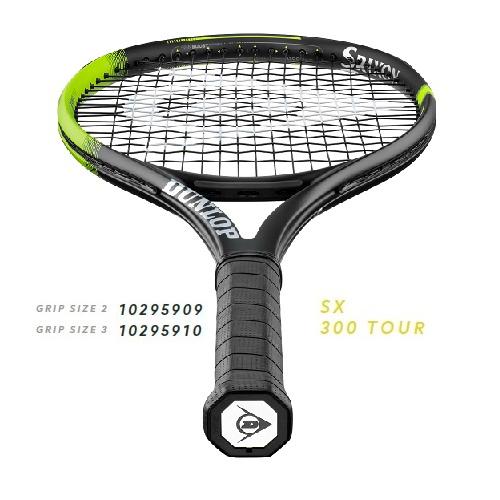 2020 Dunlop Sx300 Tour Tennis Racket In 2020 Tennis Tennis Racket Rackets