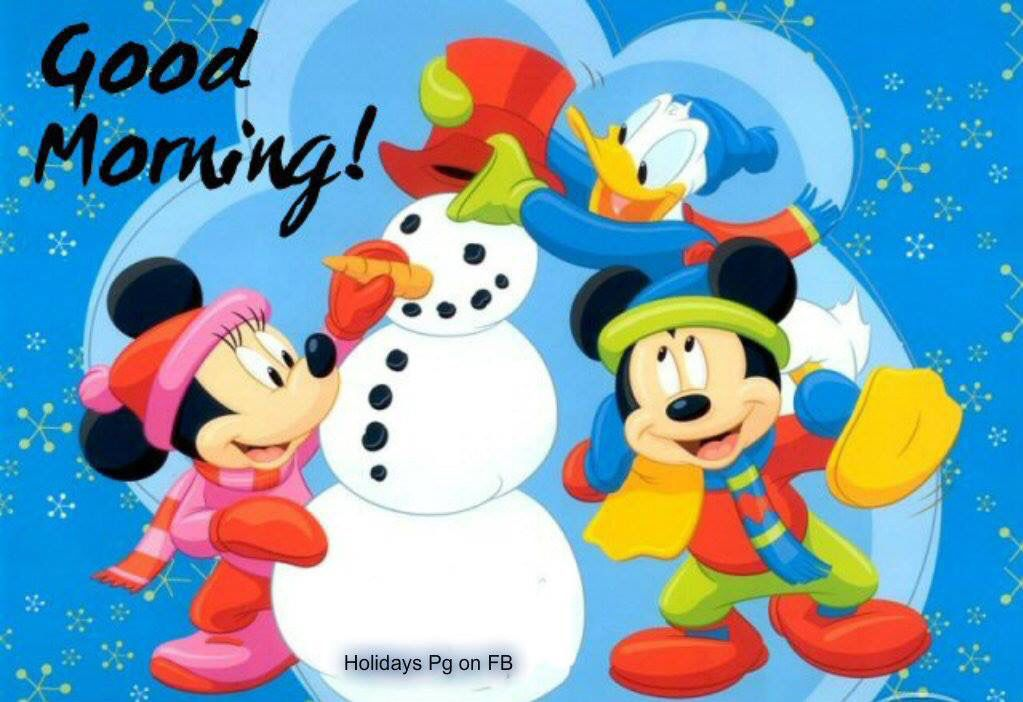 Good Morning Quotes Quote Disney Morning Good Morning Morning Quotes Good Morning Quotes Disney Characters Christmas Disney Christmas Mickey Mouse And Friends
