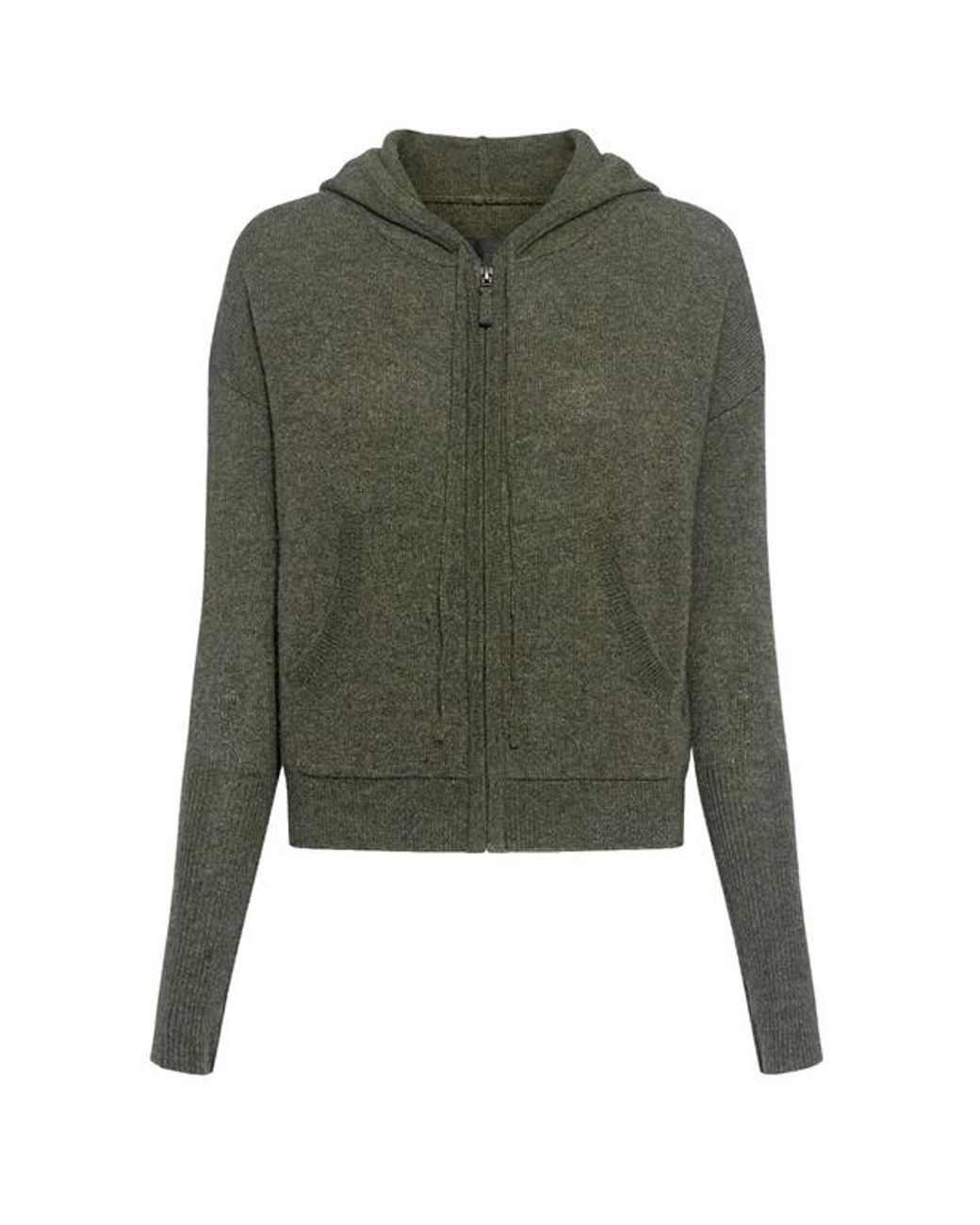 Low Cost For Cheap Price Zip-through hooded cashmere sweater Nili Lotan Zg3JyqrUv