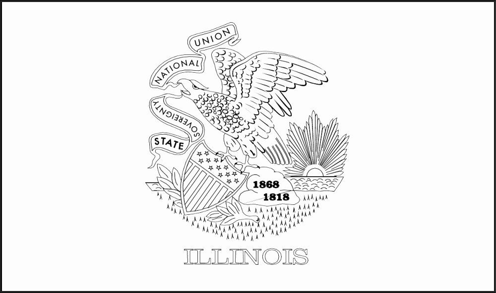 Mississippi State Flag Coloring Page 2020 Flag Coloring Pages