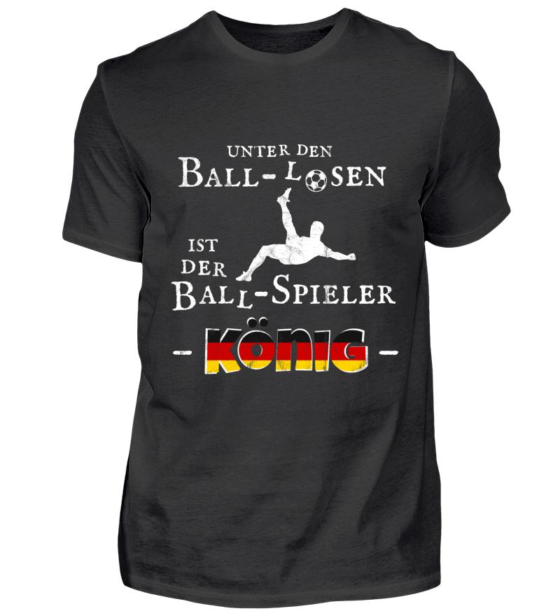 fussball deutschland ballspieler könig  shirts fußball