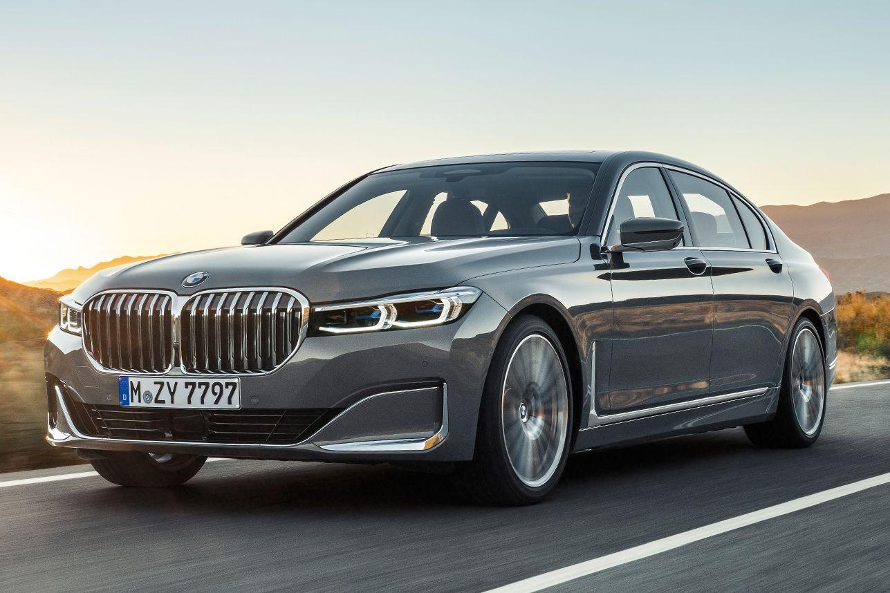 Bmw S 2020 7 Series Luxury Sedan Is Bigger Bolder More